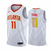 Barn NBA Tröja Atlanta Hawks 2019-20 Trae Young 11# Association Edition Swingman..