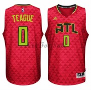 Atlanta Hawks Basket Tröja Jeff Teague 0# Alternate..