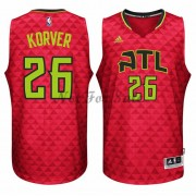 Atlanta Hawks Basket Tröja Kyle Korver 26# Alternate..