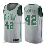 Barn NBA Tröja Boston Celtics 2018 Al Horford 42# City Edition..