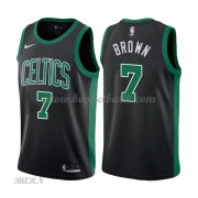 Barn NBA Tröja Boston Celtics 2018 Jaylen Brown 7# Statement Edition..