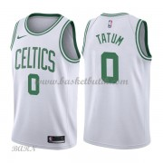 Barn NBA Tröja Boston Celtics 2018 Jayson Tatum 0# Association Edition..