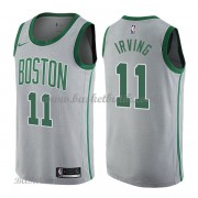 Barn NBA Tröja Boston Celtics 2018 Kyrie Irving 11# City Edition..