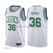 Barn NBA Tröja Boston Celtics 2018 Marcus Smart 36# Association Edition..