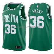 Barn NBA Tröja Boston Celtics 2018 Marcus Smart 36# Icon Edition..