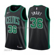 Barn NBA Tröja Boston Celtics 2018 Marcus Smart 36# Statement Edition..