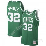 Barn NBA Tröja Boston Celtics 1985-86 Kevin McHale 32# Grön Hardwood Classics Swingman..