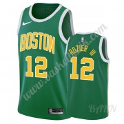 Barn NBA Tröja Boston Celtics 2019-20 Terry Rozier III 12# Grön Earned Edition Swingman..