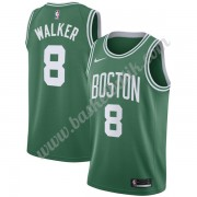 Boston Celtics Basket Tröja 2019-20 Kemba Walker 8# Grön Icon Edition Swingman..