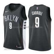 Barn NBA Tröja Brooklyn Nets 2018 DeMarre Carroll 9# Statement Edition..