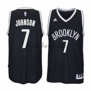Brooklyn Nets Basket Tröja Joe Johnson 7# Road..