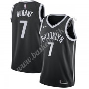 Brooklyn Nets Basket Tröja 2019-20 Kevin Durant 7# Svart Icon Edition Swingman..