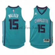 Barn NBA Tröja Charlotte Hornets Kemba Walker 15# Alternate..