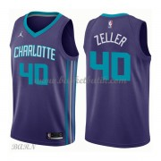 Barn NBA Tröja Charlotte Hornets 2018 Cody Zeller 40# Statement Edition..