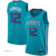 Barn NBA Tröja Charlotte Hornets 2018 Dwight Howard 12# Icon Edition..