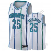 Barn NBA Tröja Charlotte Hornets 2019-20 P. J. Washington 25# Vit Classics Edition Swingman..