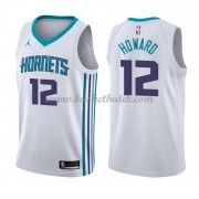 Charlotte Hornets Basket Tröja 2018 Dwight Howard 12# Association Edition..