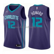 Charlotte Hornets Basket Tröja 2018 Dwight Howard 12# Statement Edition..