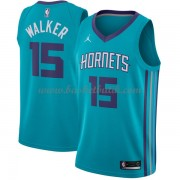 Charlotte Hornets Basket Tröja 2018 Kemba Walker 15# Icon Edition..