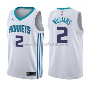 Charlotte Hornets Basket Tröja 2018 Marvin Williams 2# Association Edition..