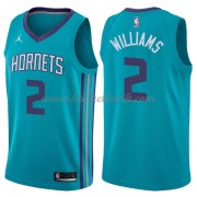 Charlotte Hornets Basket Tröja 2018 Marvin Williams 2# Icon Edition..