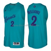 Charlotte Hornets Basketkläder 2016 Marvin Williams 2# NBA Jultröja..