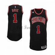 Chicago Bulls Barn Basket Linne Derrick Rose 1# Alternate..