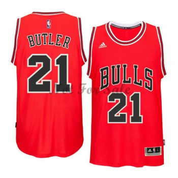 Chicago Bulls Basket Tröja Jimmy Butler 21# Road