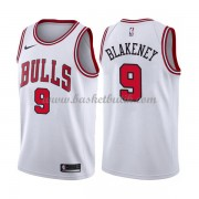 Chicago Bulls Basket Tröja 2018 Antonio Blakeney 9# Association Edition..