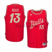 Chicago Bulls Basketkläder Joakim Noah 13# NBA Jultröja..