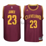 Cleveland Cavaliers Barn Basket Linne LeBron James 23# Road..