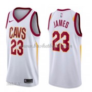 Barn NBA Tröja Cleveland Cavaliers 2018 LeBron James 23# Association Edition..