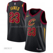 Barn NBA Tröja Cleveland Cavaliers 2018 LeBron James 23# Statement Edition..