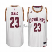 Cleveland Cavaliers Basket Linne LeBron James 23# Home..