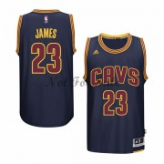 Cleveland Cavaliers Basket Linne LeBron James 23# Marin Alternate..