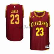 Cleveland Cavaliers Basket Linne LeBron James 23# Road..
