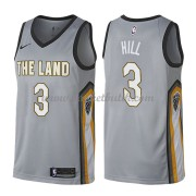 Cleveland Cavaliers Basket Tröja 2018 George Hill 3# City Edition..