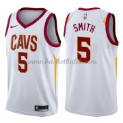 Cleveland Cavaliers Basket Tröja 2018 J.R. Smith 5# Association Edition..
