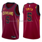 Cleveland Cavaliers Basket Tröja 2018 J.R. Smith 5# Icon Edition..