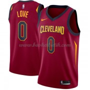 Cleveland Cavaliers Basket Tröja 2018 Kevin Love 0# Icon Edition..