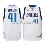 Barn NBA Tröja Dallas Mavericks Dirk Nowitzki 41# Home..