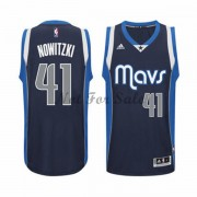 Dallas Mavericks Basket Tröja Dirk Nowitzki 41# Alternate..