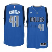 Dallas Mavericks Basket Tröja Dirk Nowitzki 41# Road..