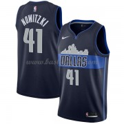 Dallas Mavericks Basket Tröja 2018 Dirk Nowitzki 41# Statement Edition..