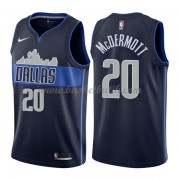 Dallas Mavericks Basket Tröja 2018 Doug McDermott 20# Statement Edition..