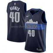 Dallas Mavericks Basket Tröja 2018 Harrison Barnes 40# Statement Edition..