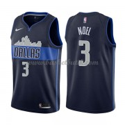 Dallas Mavericks Basket Tröja 2018 Nerlens Noel 3# Statement Edition..