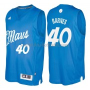 Dallas Mavericks Basketkläder 2016 Harrison Barnes 40# NBA Jultröja..