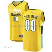 Barn NBA Tröja Denver Nuggets 2018 Statement Edition..