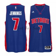 Detroit Pistons Basket Tröja Brandon Jennings 7# Road..